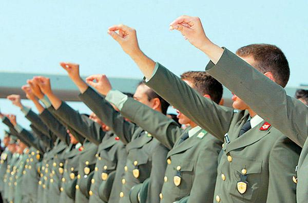 Laser στα μάτια για στρατιωτικές σχολές
